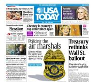 11/13/2008 Issue of USA TODAY