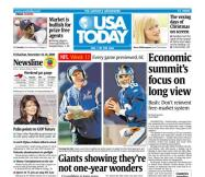 11/14/2008 Issue of USA TODAY