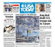 11/17/2008 Issue of USA TODAY