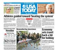 11/19/2008 Issue of USA TODAY