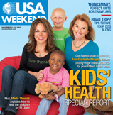 11/21/2008 Issue of USA Weekend