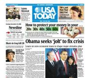 11/25/2008 Issue of USA TODAY