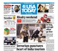 11/28/2008 Issue of USA TODAY