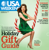 11/28/2008 Issue of USA Weekend