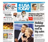 12/01/2008 Issue of USA TODAY