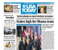 12/02/2008 Issue of USA TODAY