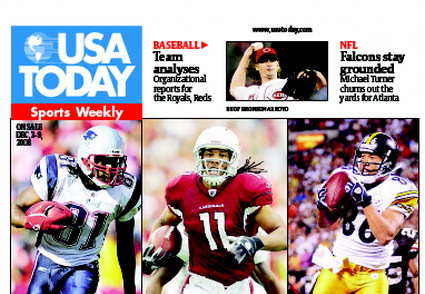 12/03/2008 Issue of Sports Weekly