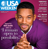 12/12/2008 Issue of USA Weekend