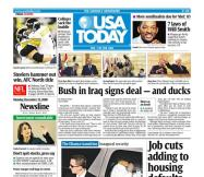 12/15/2008 Issue of USA TODAY