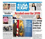 12/31/2008 Issue of USA TODAY