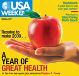 01/02/2009 Issue of USA Weekend