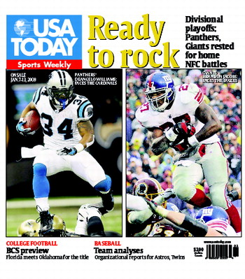 01/07/2009 Issue of Sports Weekly