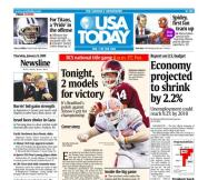 01/08/2009 Issue of USA TODAY