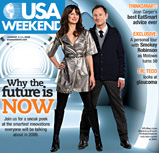 01/09/2009 Issue of USA Weekend