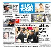 01/12/2009 Issue of USA TODAY