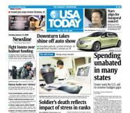 01/13/2009 Issue of USA TODAY