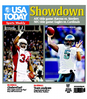 01/14/2009 Issue of Sports Weekly