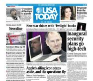 01/15/2009 Issue of USA TODAY