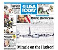 01/16/2009 Issue of USA TODAY