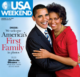 01/16/2009 Issue of USA Weekend