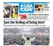 01/19/2009 Issue of USA TODAY
