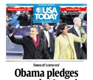 01/21/2009 Issue of USA TODAY