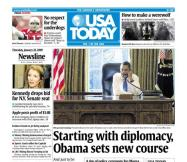1/22/2009 Issue of USA TODAY