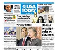 1/23/2009 Issue of USA TODAY