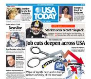 1/27/2009 Issue of USA TODAY