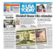 1/29/2009 Issue of USA TODAY