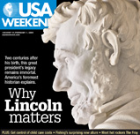 01/30/2009 Issue of USA Weekend