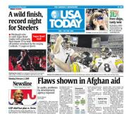2/02/2009 Issue of USA TODAY