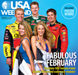 02/06/2009 Issue of USA Weekend