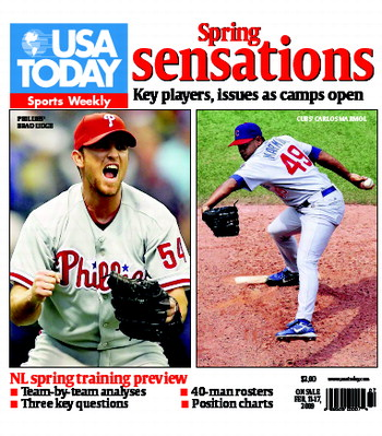02/11/2009 Issue of Sports Weekly
