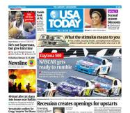 2/13/2009 Issue of USA TODAY
