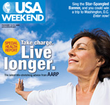 02/13/2009 Issue of USA Weekend