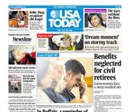 2/16/2009 Issue of USA TODAY