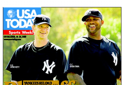 02/18/2009 Issue of Sports Weekly