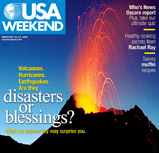 02/20/2009 Issue of USA Weekend