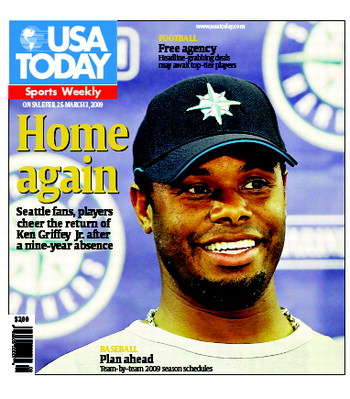 02/25/2009 Issue of Sports Weekly
