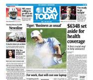 2/26/2009 Issue of USA TODAY