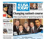 2/27/2009 Issue of USA TODAY