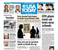 3/02/2009 Issue of USA TODAY