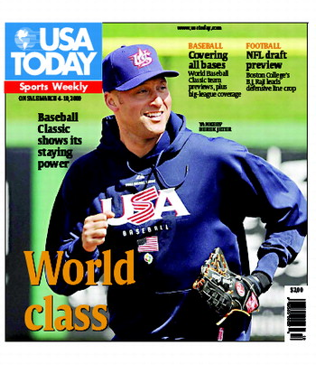03/04/2009 Issue of Sports Weekly