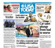 3/04/2009 Issue of USA TODAY