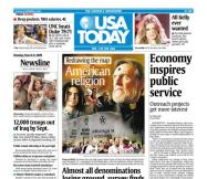 3/09/2009 Issue of USA TODAY