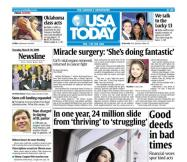 3/10/2009 Issue of USA TODAY