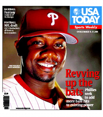 03/11/2009 Issue of Sports Weekly