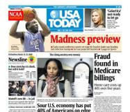3/13/2009 Issue of USA TODAY