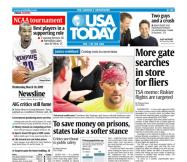 3/18/2009 Issue of USA TODAY